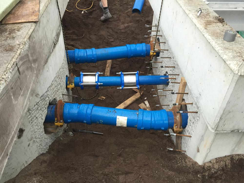 Jetty Rd Sewage Pump Station